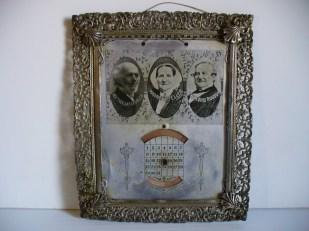 Portraits des fondateurs