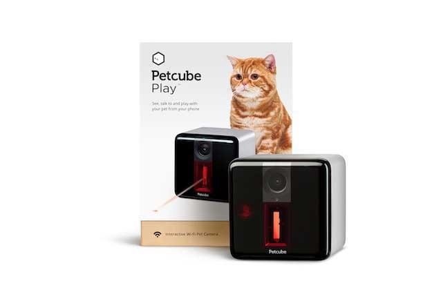 Tech Treats Petcube Play Pet Monitor