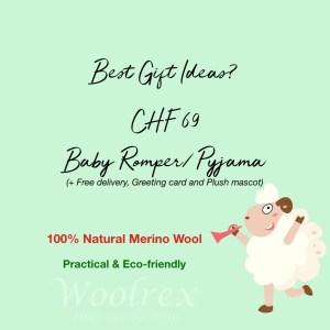 Best Baby Gifts-Romper Baby Pyjama