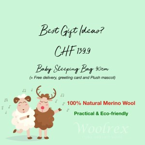 Best Baby Gifts-Baby Sleeping Bag 90cm