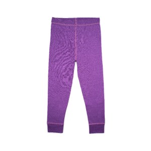 2-14 yrs Merino Wool Leggings Pants (mauve taupe)