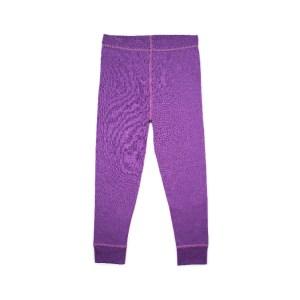 2-14 yrs Merino Wool Leggings Pants (mauve taupe)