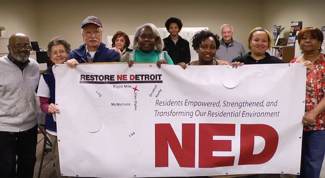 Create NED, a neighborhood beautification and placemaking mini-grant case study?