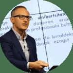 Ivan JIMÉNEZ AIRA Directeur général | Bizkaia Talent
