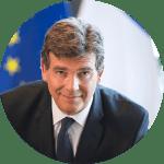 Arnaud MONTEBOURG Fondateur | Bleu Blanc Ruche & ancien ministre de l'Economie, du Redressement Productif et du Numérique