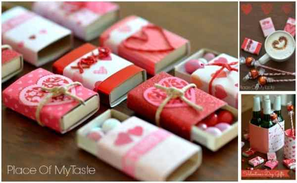 DIY: Valentine's Day Gifts - PLACE OF MY TASTE