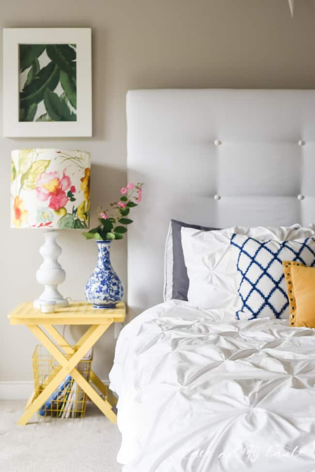 How to Quickly Refresh Your Bedroom from Place of My Taste [Weekly Round-Up at HIgh-Heeled Love]