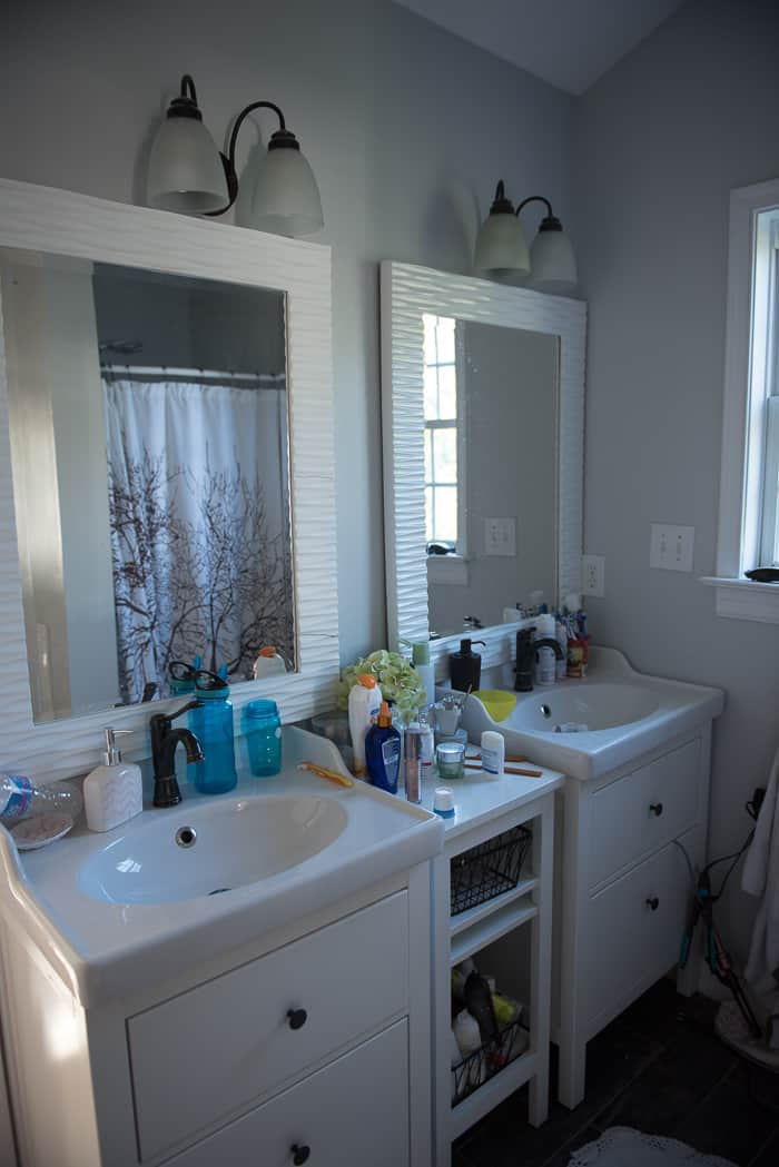 Master Bathroom Update Not Complicated But Makes A Huge