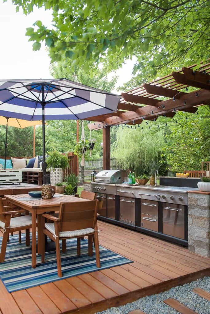 AMAZING OUTDOOR KITCHEN YOU WANT TO SEE on Patio Kitchen Diy  id=80217
