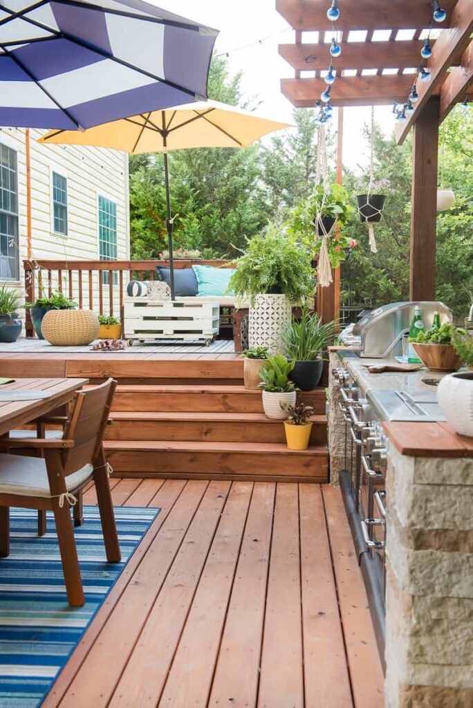 AMAZING OUTDOOR KITCHEN YOU WANT TO SEE on Patio Kitchen Diy  id=14028