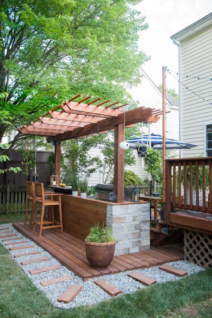 AMAZING OUTDOOR KITCHEN YOU WANT TO SEE on Patio Kitchen Diy  id=72279
