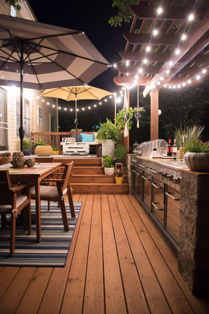 AMAZING OUTDOOR KITCHEN YOU WANT TO SEE on Patio Kitchen Diy  id=66703