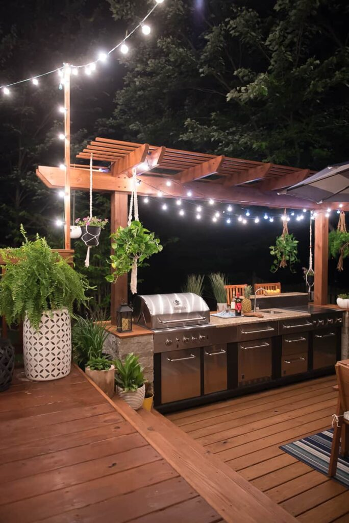 AMAZING OUTDOOR KITCHEN YOU WANT TO SEE on Patio Kitchen Diy  id=33847