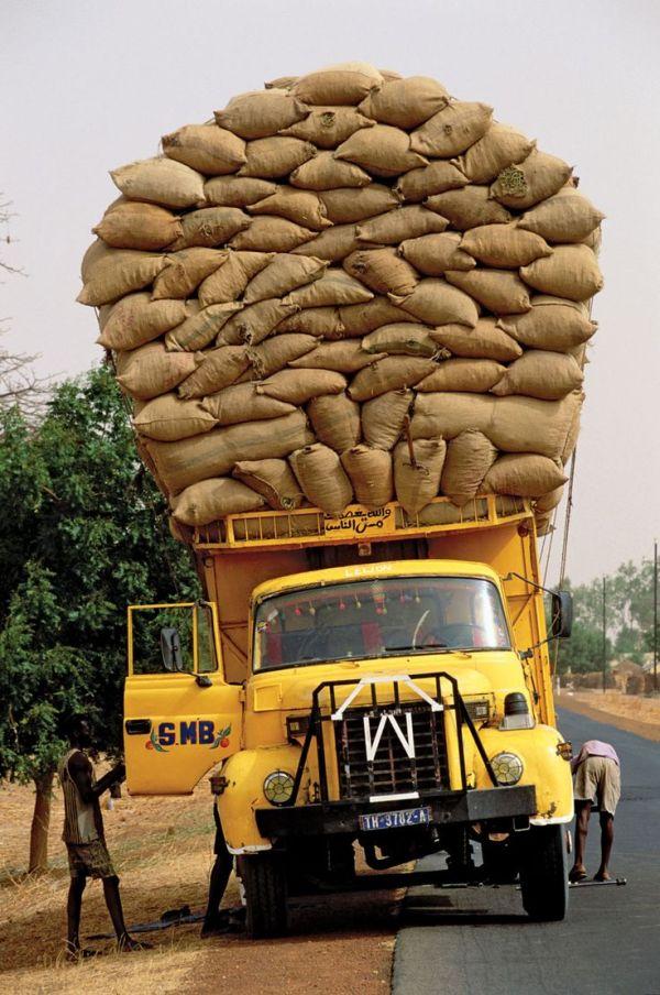 Смешные картинки грузовиков (20 фото)