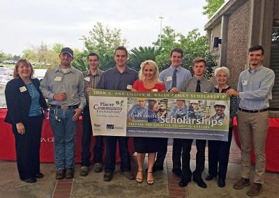Scholarships Benefit Community