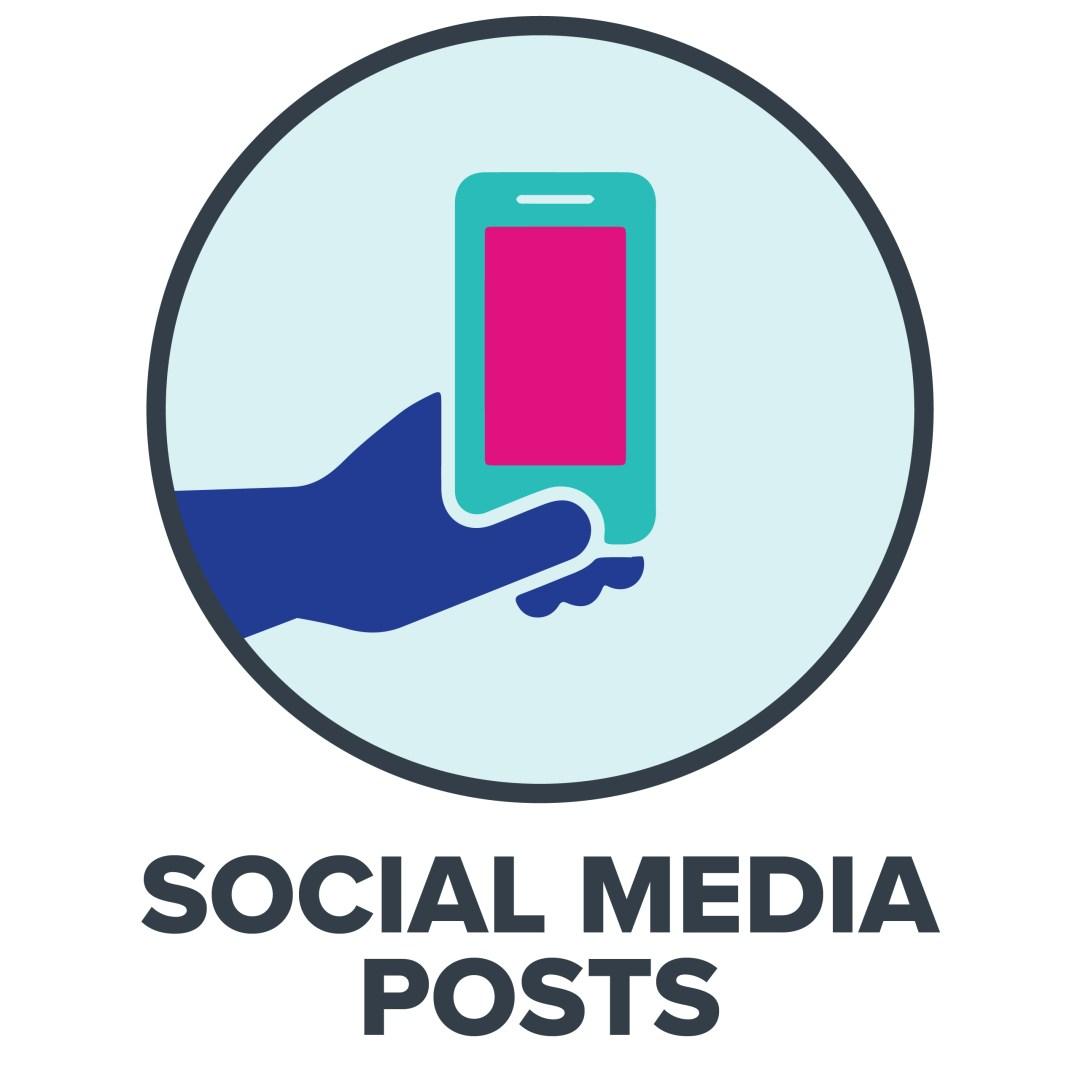 Social Media Posts Icon