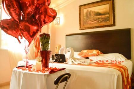 Habitaciones San Valentín
