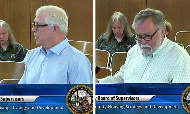Board of Supervisors Meeting Update