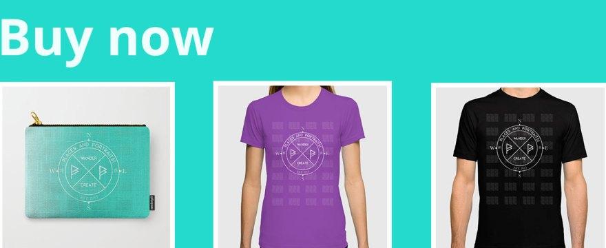 New Logo = New T-Shirt