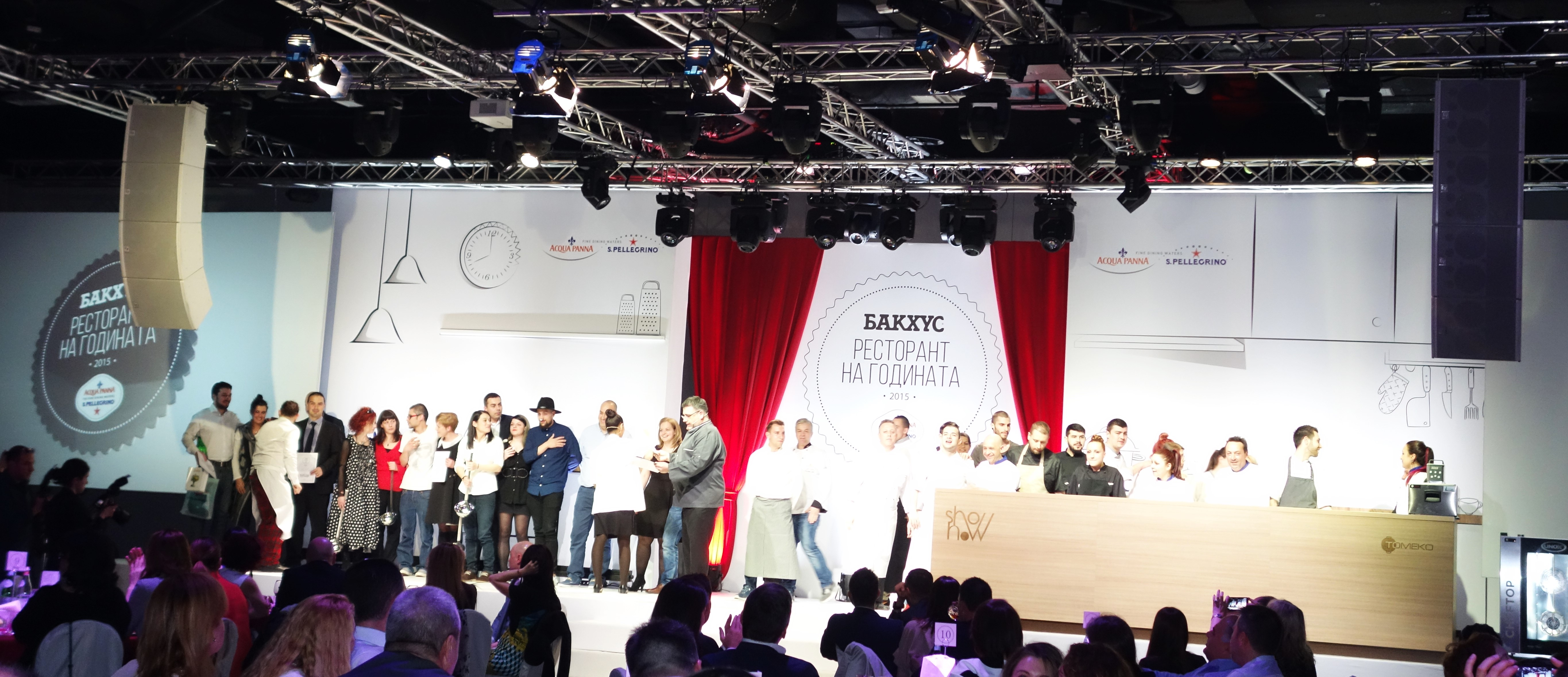 All Chefs at Restaurant of the Year 2015 by placescases.com