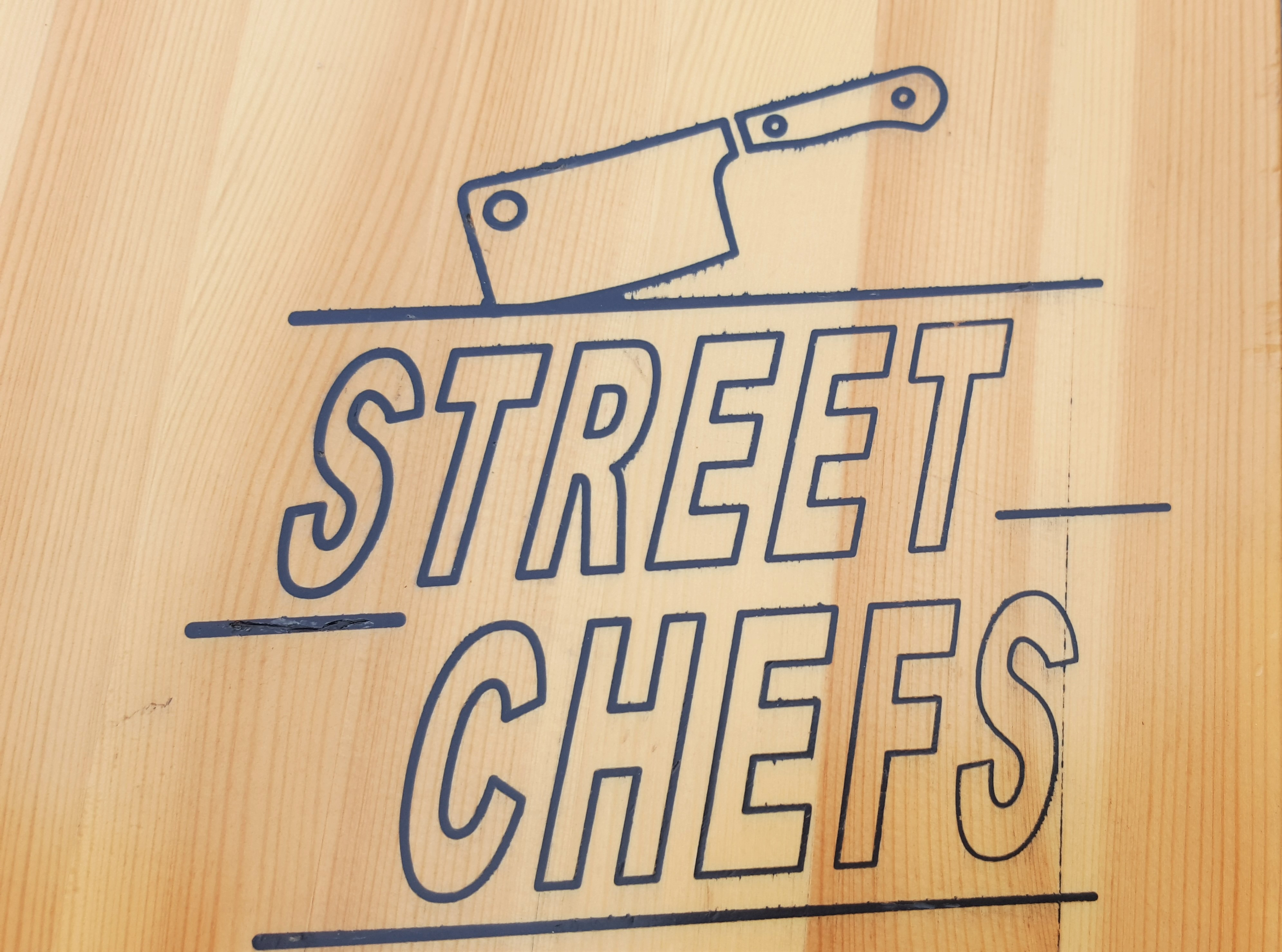 Street Chefs logo by placescases.com
