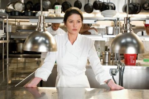 Catherine Zita Jones, NO reservations