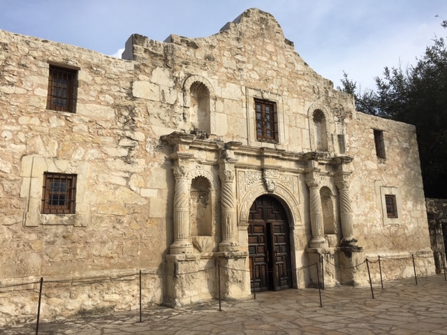 Visiting the Alamo is one of the top things to do in San Antonio.