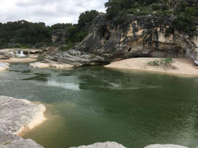Scenic View of Pedernales Falls