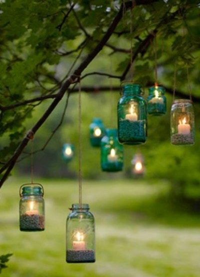 jar lanterns