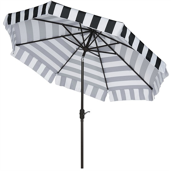 Safavieh Elsa Fashion Line 9 Ft. Umbrella
