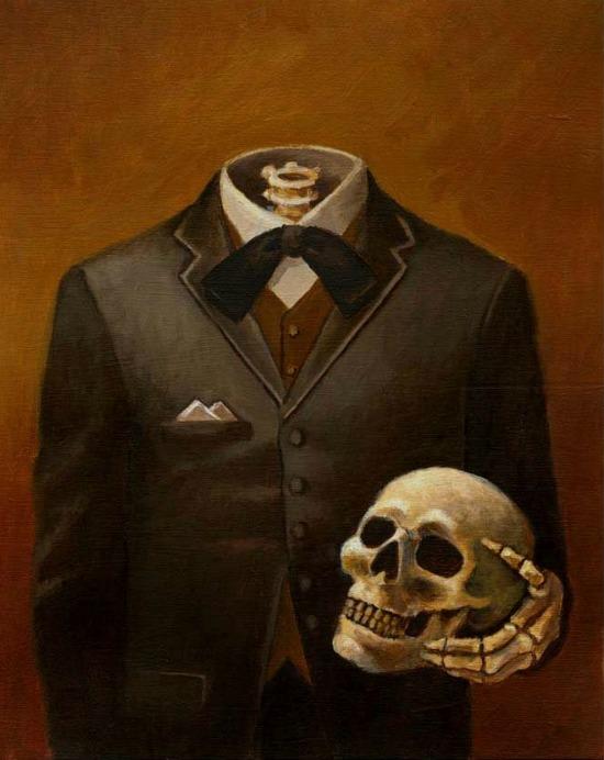 skull-print-Victorian-gothic-steampunk