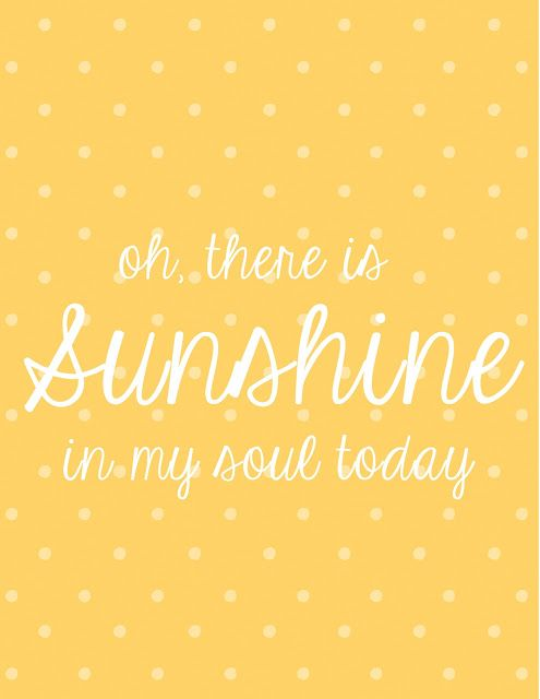 sunshine-in-my-soul-today