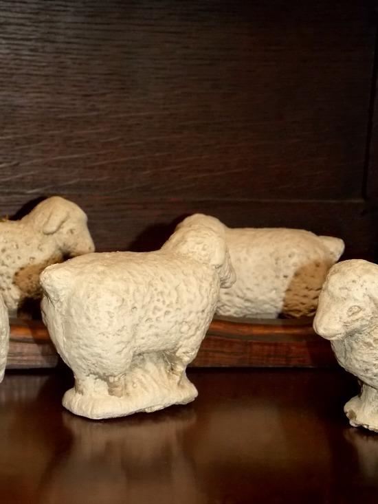 sheep-statue