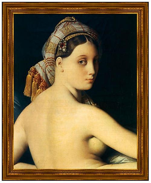 Odalisque, 1814