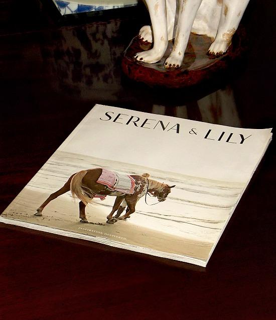 Serena & Lily catalogue