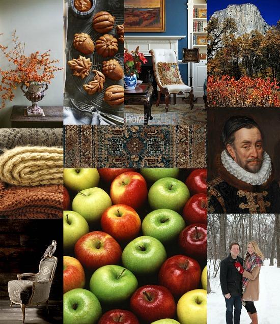 fall colors flaunt