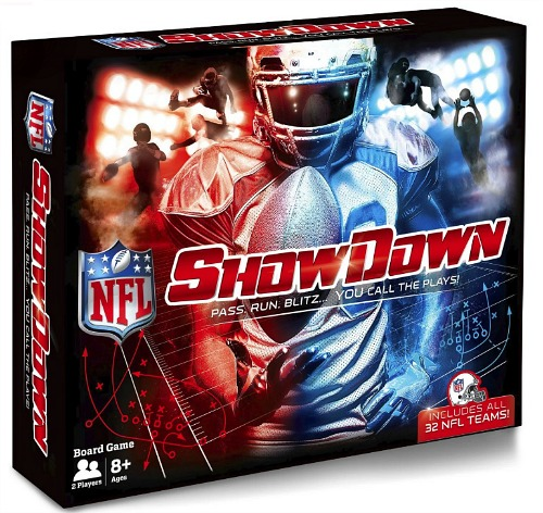 Buffalo Games NFL Showdown Game