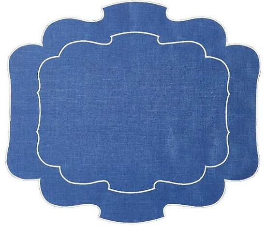 blue-Placemat