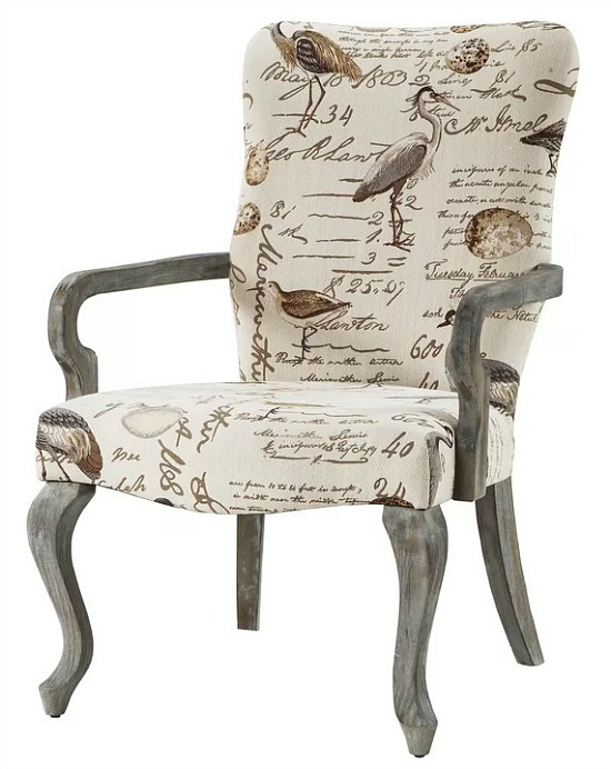 Bunyard Coastal Arm Chair