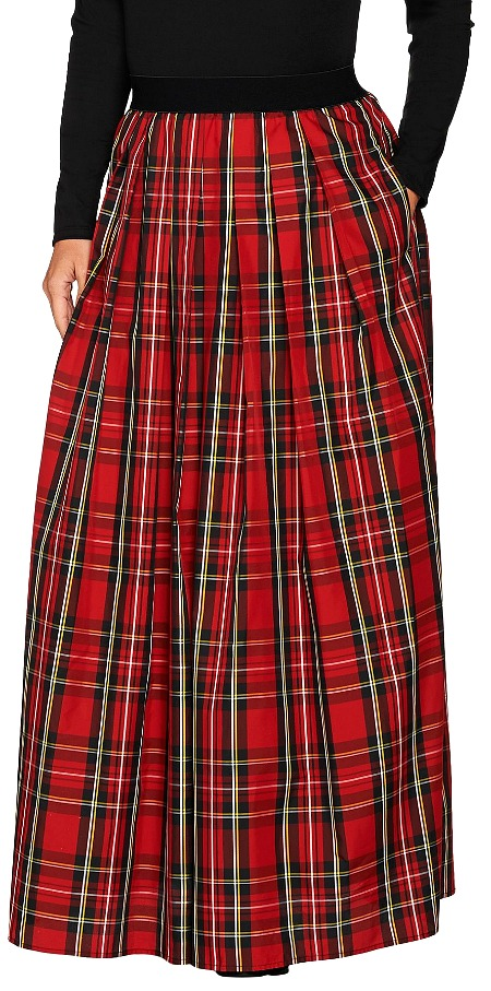 plaid-tartan-skirt