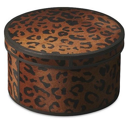 Caolan Storage Box - Brown