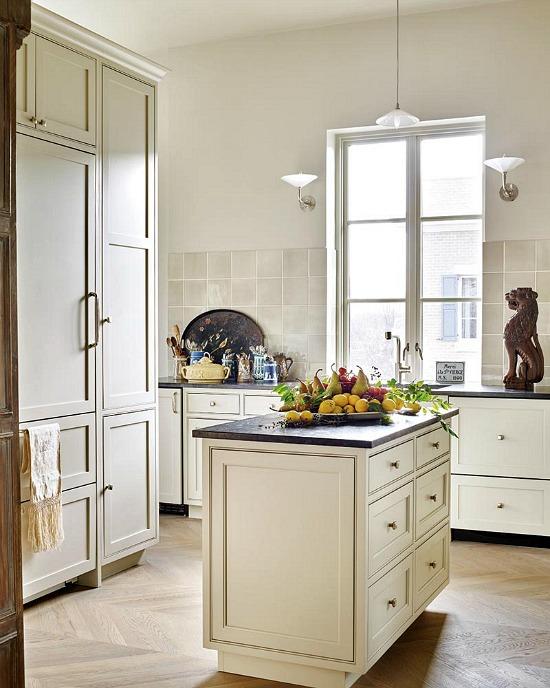 antique-pitchers-as-kitchen-storage