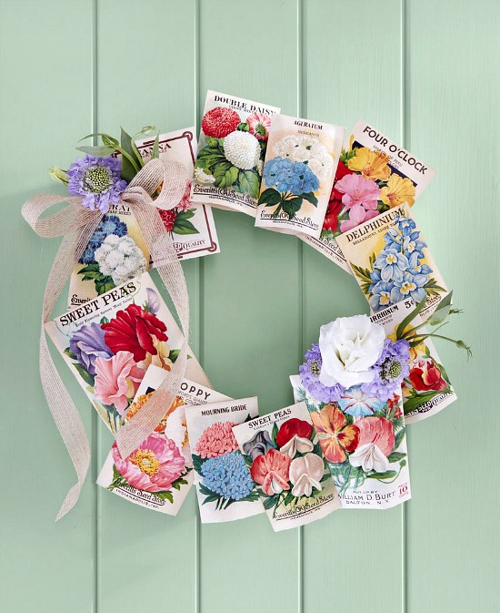 seed-packet-easter-wreath
