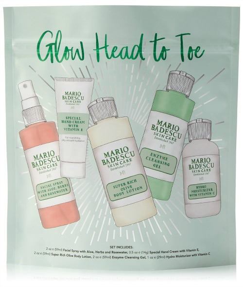 Mario Badescu 5-Pc. Glow Head To Toe Set