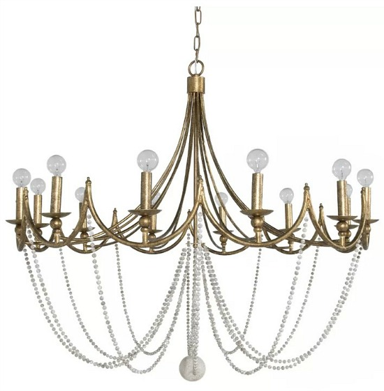 Sandra 12-Light Chandelier