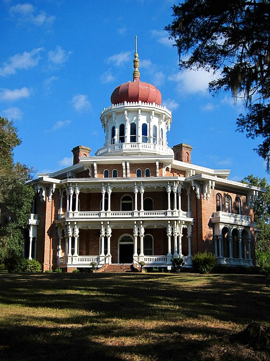 Longwood-Natchez-Mississippi