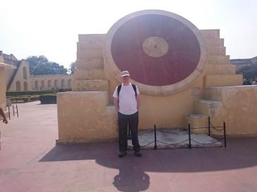 Narivalaya Yantra, more sundials at the Jantar Mantar