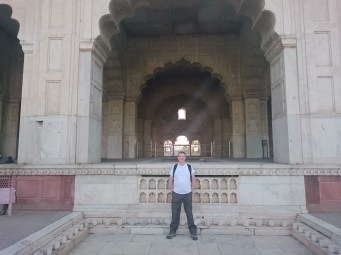 Marble Palace, Red Fort