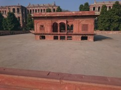 Water Palace, Red Fort (although the small lake is now empty)
