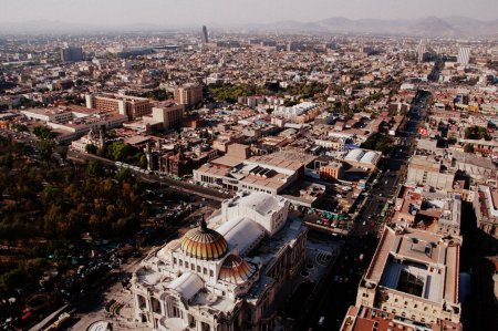 Mexico City: History Of The Present